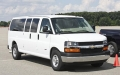 Where to rent 15 PASSENGER VAN, 2003 CHEVY 3500 in Wautoma WI