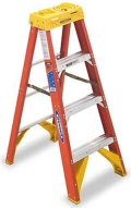 Where to rent STEP LADDER, 4 , FIBERGLASS in Wautoma WI