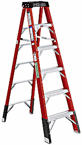 Where to find STEP LADDER, 8 , FIBERGLASS in Wautoma