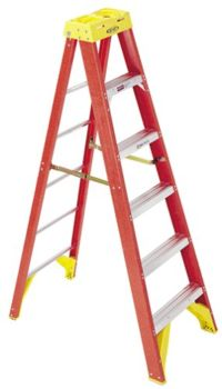 Where to find STEP LADDER, 10 , FIBERGLASS in Wautoma