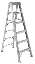 Where to rent STEP LADDER, 12 , ALUMINUM in Wautoma WI