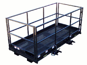 Where to find WORK PLATFORM FOR SKYTRAK, 2000 LB in Wautoma