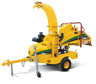 Where to find BRUSH CHIPPER 6   2010  BC600XL, TOWABLE in Wautoma