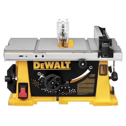 Table Saw 10 Inch Dewalt Rentals Wautoma Wi Where To Rent