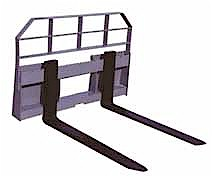 Where to find PALLET FORKS FOR SKID STEER in Wautoma