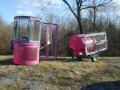 Where to rent DUNK TANK, PINK in Wautoma WI