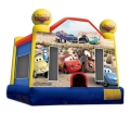 Where to rent INFLATABLE OBSTACLE, CARS in Wautoma WI