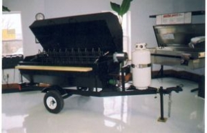 Pig Roaster Propane Rotisserie Rentals Wautoma Wi Where