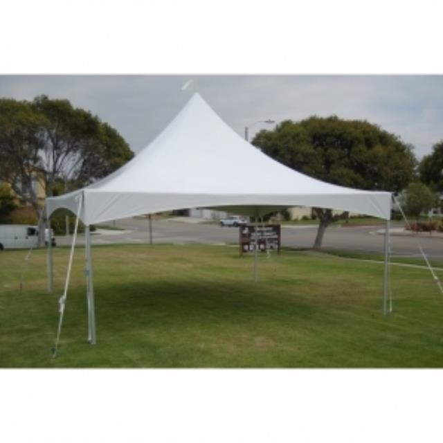 Where to find FRAME TENT, 20  X 20 , AZTEC HIGH PEAK in Wautoma