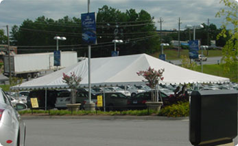 Where to find FRAME TENT, 20  X 40 , TOPTEC in Wautoma