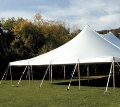Where to rent TENT, 40  X 100 in Wautoma WI