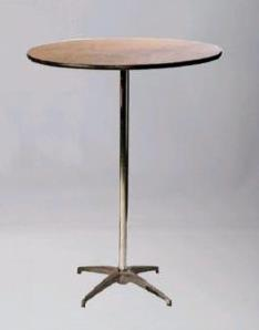 Where to find TABLE, 30 , ROUND, WOOD in Wautoma