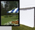 Where to rent TENT, 20  X 40 , BLUE   WHITE in Wautoma WI