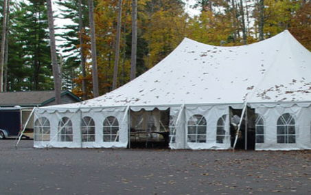 Where to find FRAME TENT, 30  X 60 in Wautoma