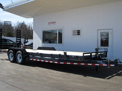 Where to find TRAILER, 20 , OPEN, B B, 2011 in Wautoma