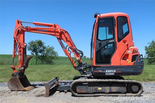 Where to find MINI-EXCAVATOR KUBOTA  CAB UNIT  KX91-3 in Wautoma