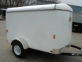 Where to rent T301  TRAILER, 5  X 8  ENCLOSED  2013 in Wautoma WI