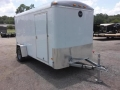 Where to rent T303  TRAILER, 6  X 12 , ENCLOSED 2013 in Wautoma WI