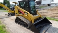 Where to rent SKIDLOADER, CATERPILLAR, 2015 247B in Wautoma WI