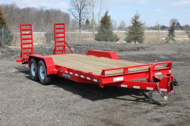Where to find T206 E 20  RED SURE-TRACK TRAILER 2015 in Wautoma