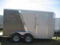 Where to rent T305  TRAILER, 6  X 12  ENCLOSED ALUM. in Wautoma WI