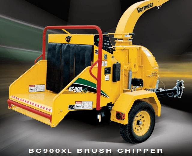 Where to find BRUSH CHIPPER 9  BC900XL  2016  VERMEER in Wautoma