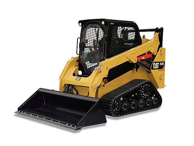 Where to find SKIDLOADER, CAT 257D 2018 in Wautoma