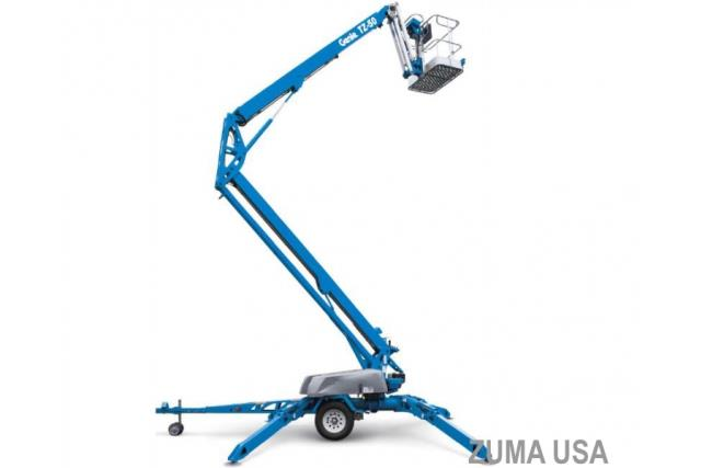 Where to find BUCKET LIFT, 50  GENIE 2018 in Wautoma